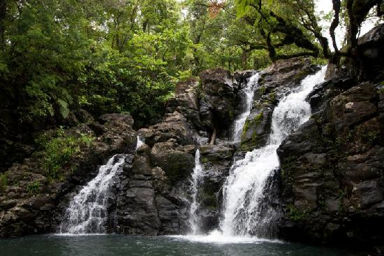 Paradise Taveuni: Third waterfall at Bouma