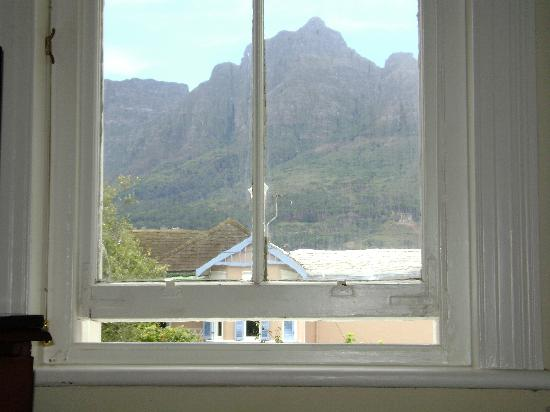 Brooklands House: view from honeymoon suite