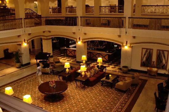 Davenport, IA: The lobby