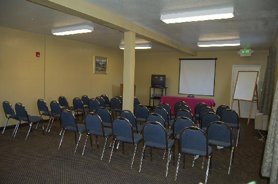Travelodge Ukiah Meeting Room