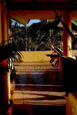 Villas San Sebastian: Balcony.