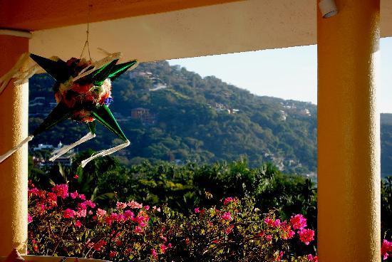 Villas San Sebastian: View.