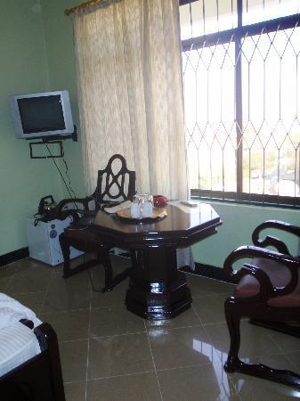 Mbeya, Tanzanie : Tea & fridge provided
