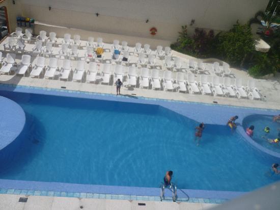 Hotel Casa Inn Acapulco: La tranquilidad de la mañana