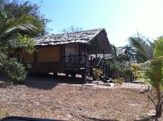 Kilwa Ruins Lodge: Cabins at the lodge
