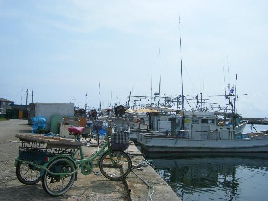 Wajima, Japan: 島の必需品^^