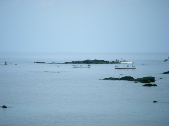 Wajima, Japón: 海女さんノ島