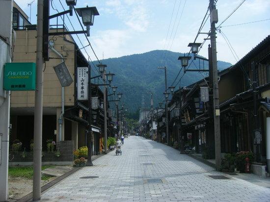 南砺市, 富山県, 門前町歩き...