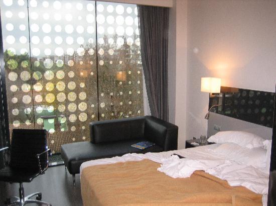 Eurostars Palace: Bed