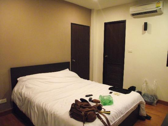 Khaosan Park Resort: our double room