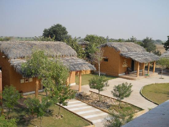 Mirvana Nature Resort and Camp: Cottages