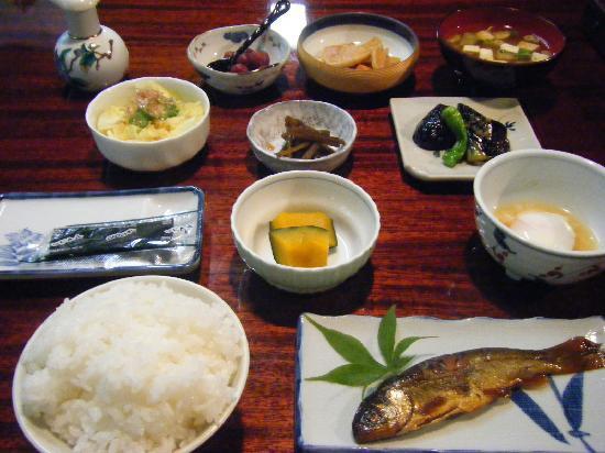 Minshuku Koshinzuka: 美味しい日本食^^