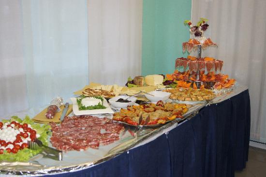 Bellaria-Igea Marina, Italie : Super gutes Essen