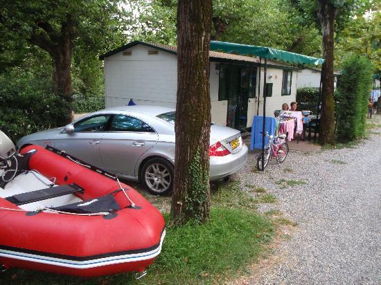 Piantelle Camping: Family caravan