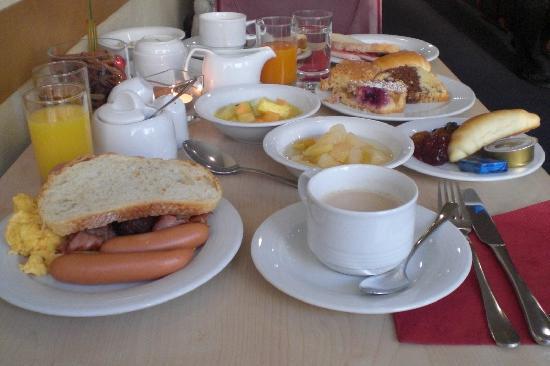 Novum Hotel Kavalier Wien: la prima colazione al Kavalier