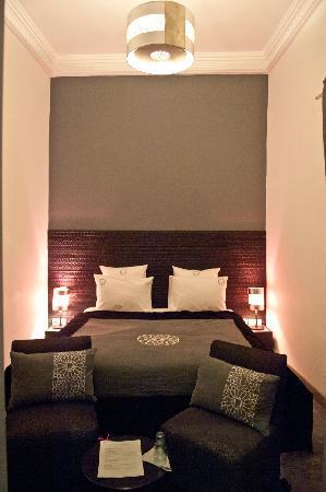 Riad Origines: chambre Miraya