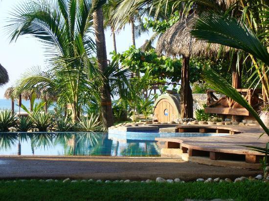 Casa Yalma Kaan: pool
