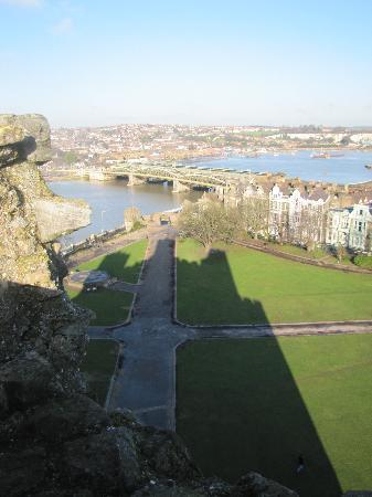 Rochester, UK: View from the Top
