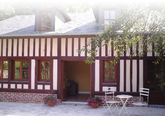 Le Fond de la Cour : Cottage