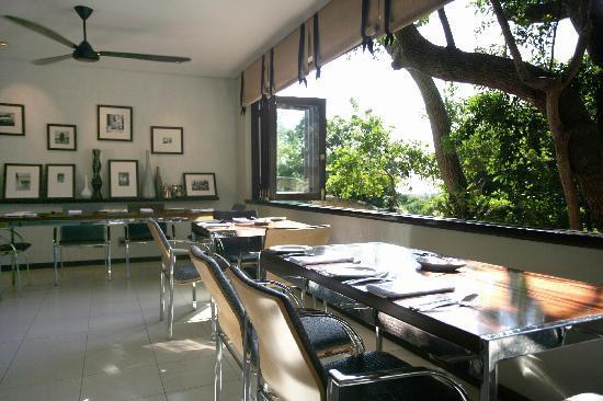 Teremok Marine : Dining Room