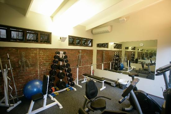 Teremok Marine: Gym