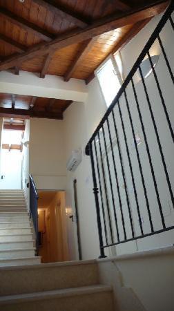 ألبيرجو أتلانتك: stair