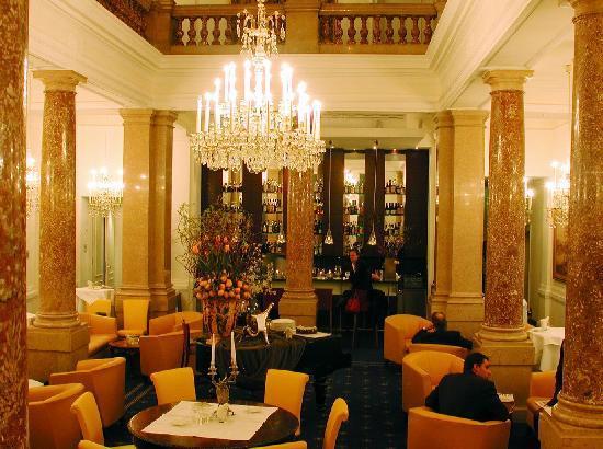 Atriumbar - Hotel Ambassador, Vienna, Austria