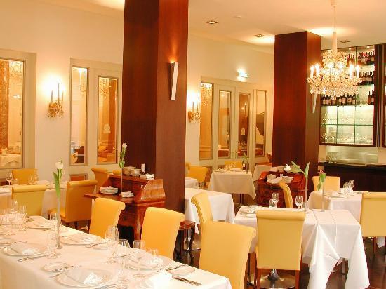Restaurant - Hotel Ambassador, Vienna, Austria