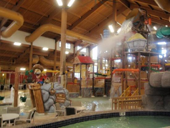 Glacier Canyon Lodge: Klondike