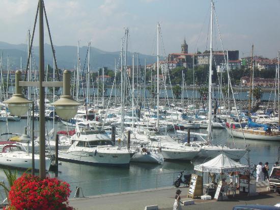 Port de Plasisance d'Hendaye