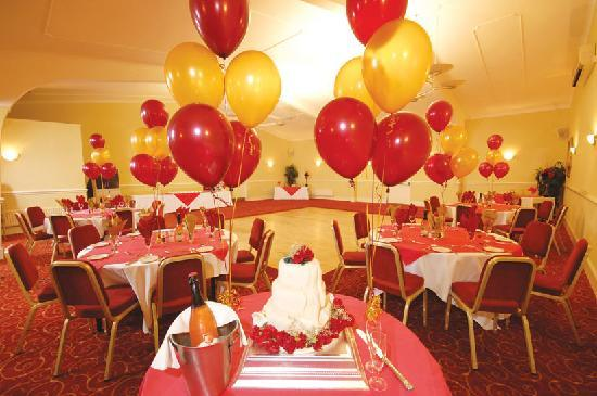 Flexisaty Reading West Aparthotel: Banquet & Conference Facilities for upto 160 guests