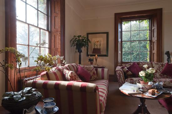 Sissinghurst, UK: Guest Sitting Room