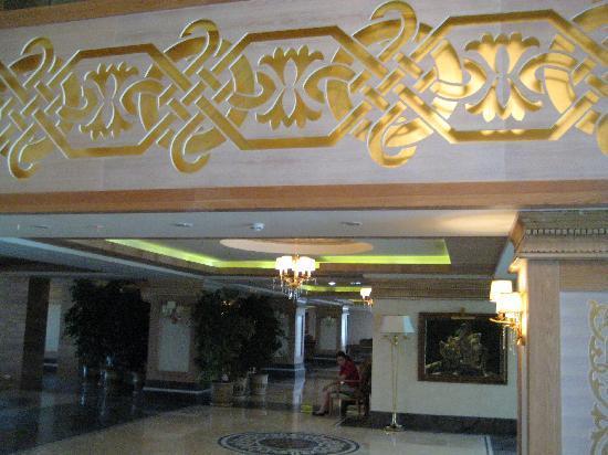 Kamelya Selin Hotel: Холл