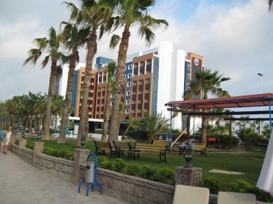 Kamelya Selin Hotel: Отель