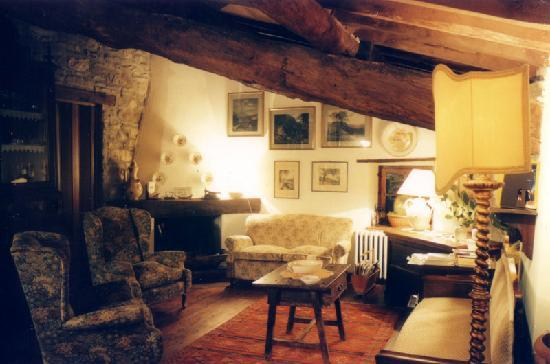 Agriturismo Le Cinciallegre: the sitting room