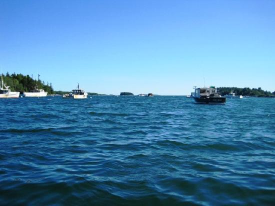 Quahog Bay Inn in Harpswell, Maine: Quahog Bay