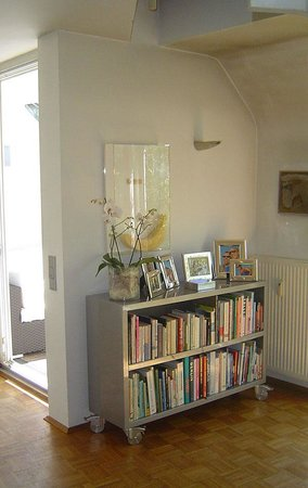 B & B Cologne Filzengraben - Livingroom