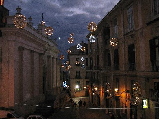 Salerno X-mas Lights 2010