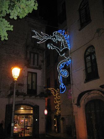 Салерно, Италия: Salerno X Lights 2010
