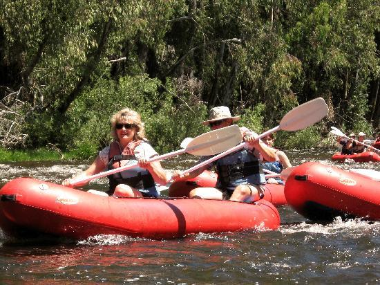 River rafting with Rafting Route 62