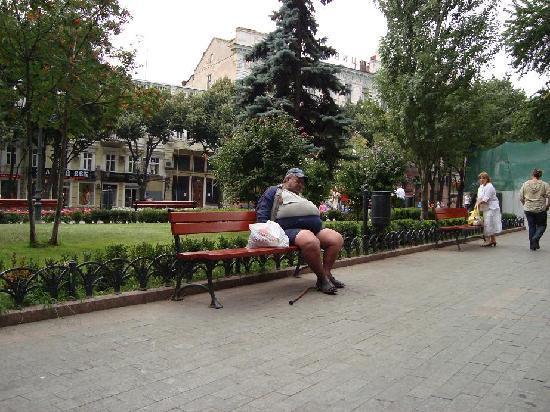 Οδησσός, Ουκρανία: DSC00153