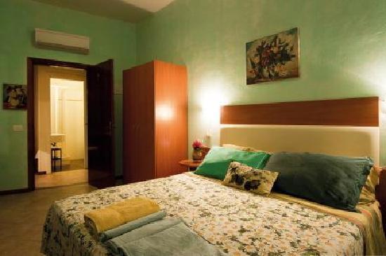 Casa Billi: Double (or twin) shared bathroom