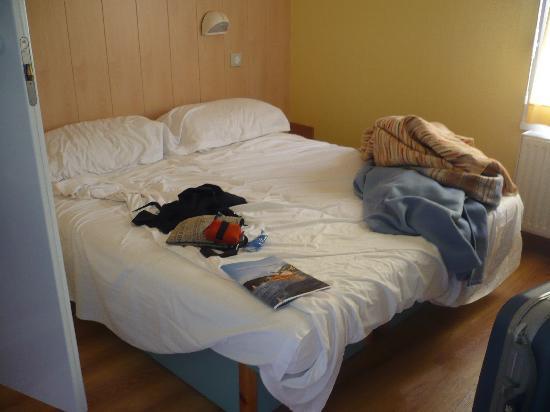 Fasthotel Annecy: la camera...
