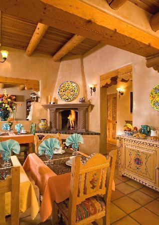 El Farolito B&B Inn : Breakfast Area