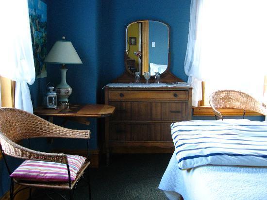 A la Maison Campbell B&B : La chambre North-Hatley