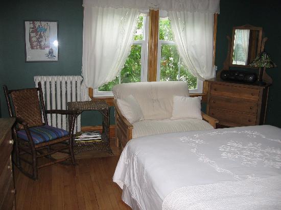 A la Maison Campbell B&B : La chambre St-Benoit