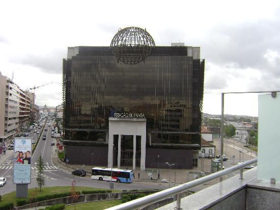 Urban Hotel Estacao: The Hotel Estação.Braga.