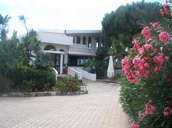 Hotel Villaggio Pineta Petto Bianco: la hall