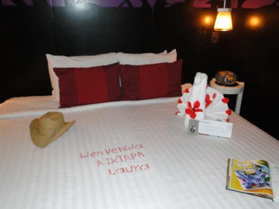 Club Med Ixtapa Pacific: la chambre