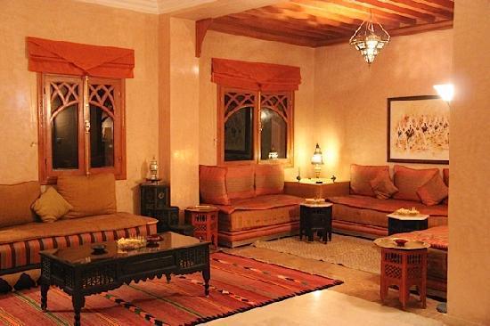 Villa des Trois Golfs: Salon 2
